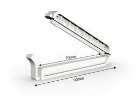 Påsklämma av Nylon 70mm