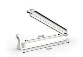 Påsklämma av Nylon 60mm
