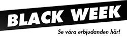Black week se våra erbjudanden här